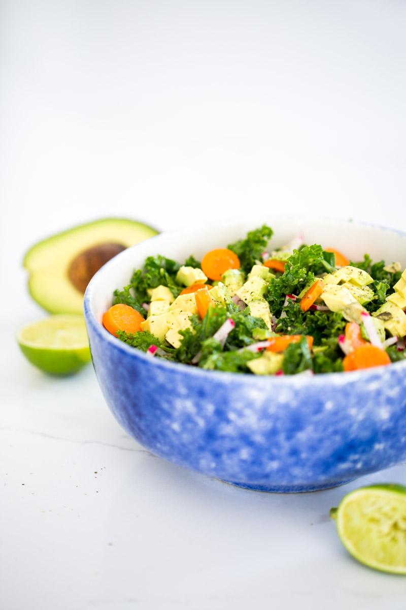 Ensalada de kale c mo hacer la mejor ensalada for Las mejores ensaladas