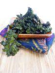 Kale chips, chips de kale