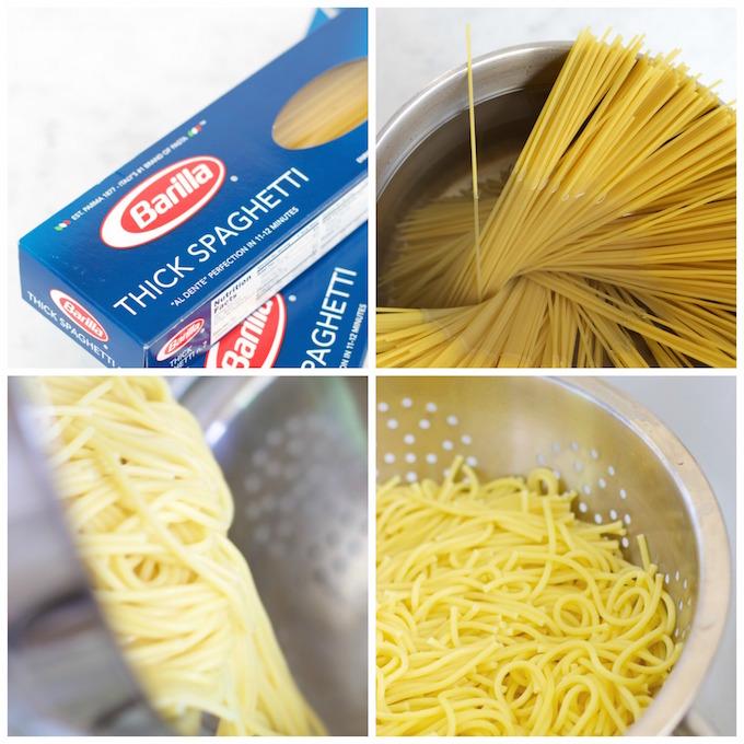 Pasta a la bolognesa.piloncilloyvainilla
