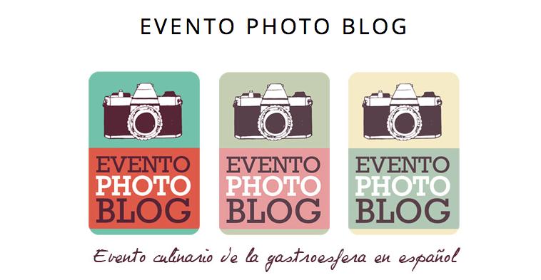Evento photo blog culinario