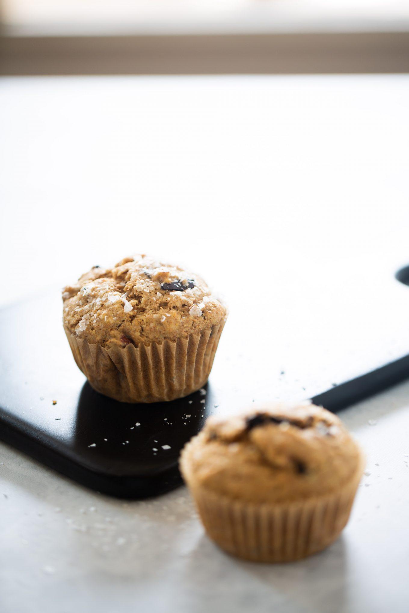 pastelito de chocolate y almendra