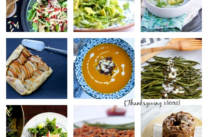 9 ideas para Thanksgiving
