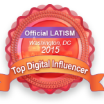 Top digital influencer.LATISM