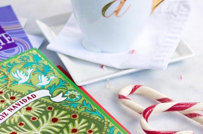 Giveaway de Hallmark y chocolate-caliente