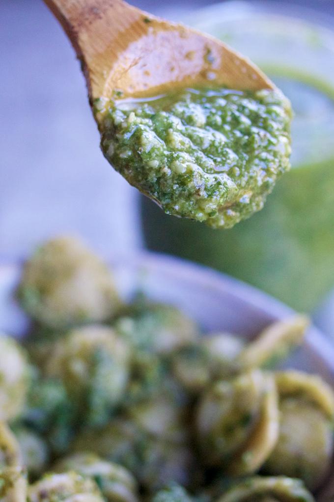 Kale Pesto.P&V
