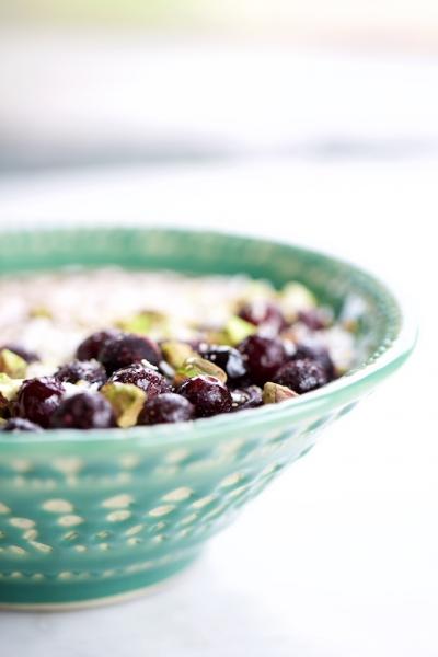 Smoothie en un bowl, super desayuno