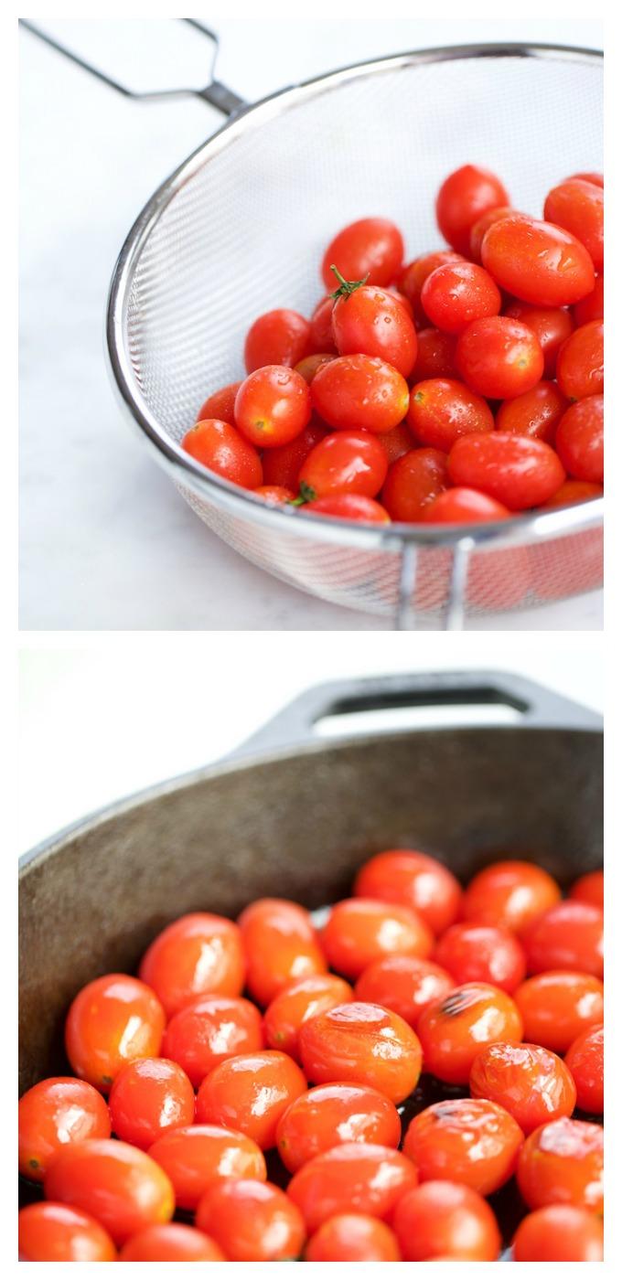 Noodles de calabacita con tomate.P&V,pasta de zucchini