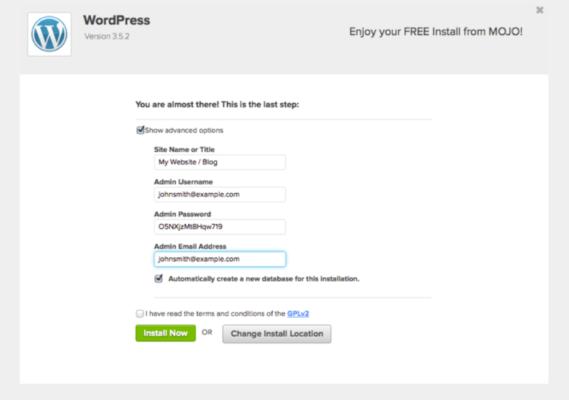Como hacer un blog en cinco minutos