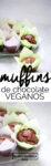 Muffins de chcolate