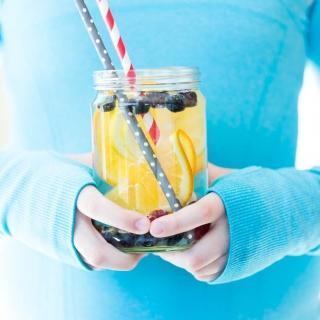 La mejor manera de hidratarte y tomar tus vitaminas.
