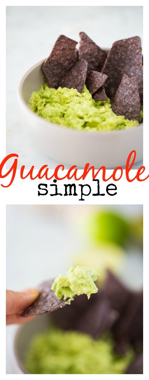 Receta de guacamole con ajo y limón. Delicioso dip vegano lleno de poderes y cosas buenas para nuestro cuerpo.
