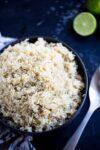 Receta perfecta para introducir el arroz integral a tu familia.
