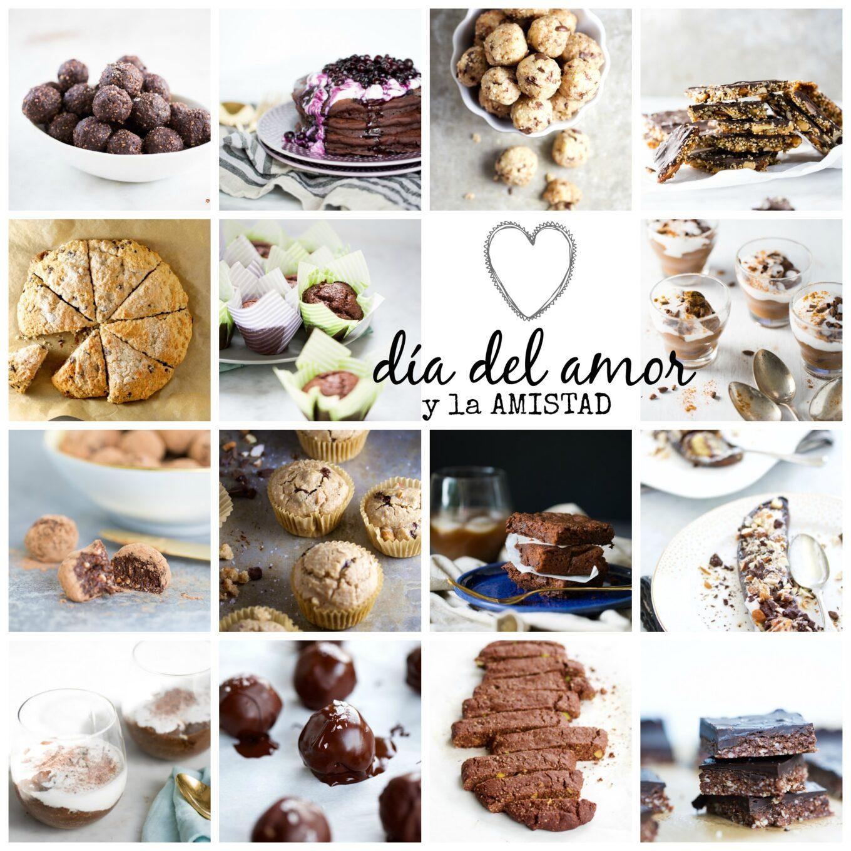 14+1 recetas con chocolate para el 14 de febrero 💓