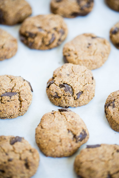 Las mejores galletas veganas+ gluten free + KEto