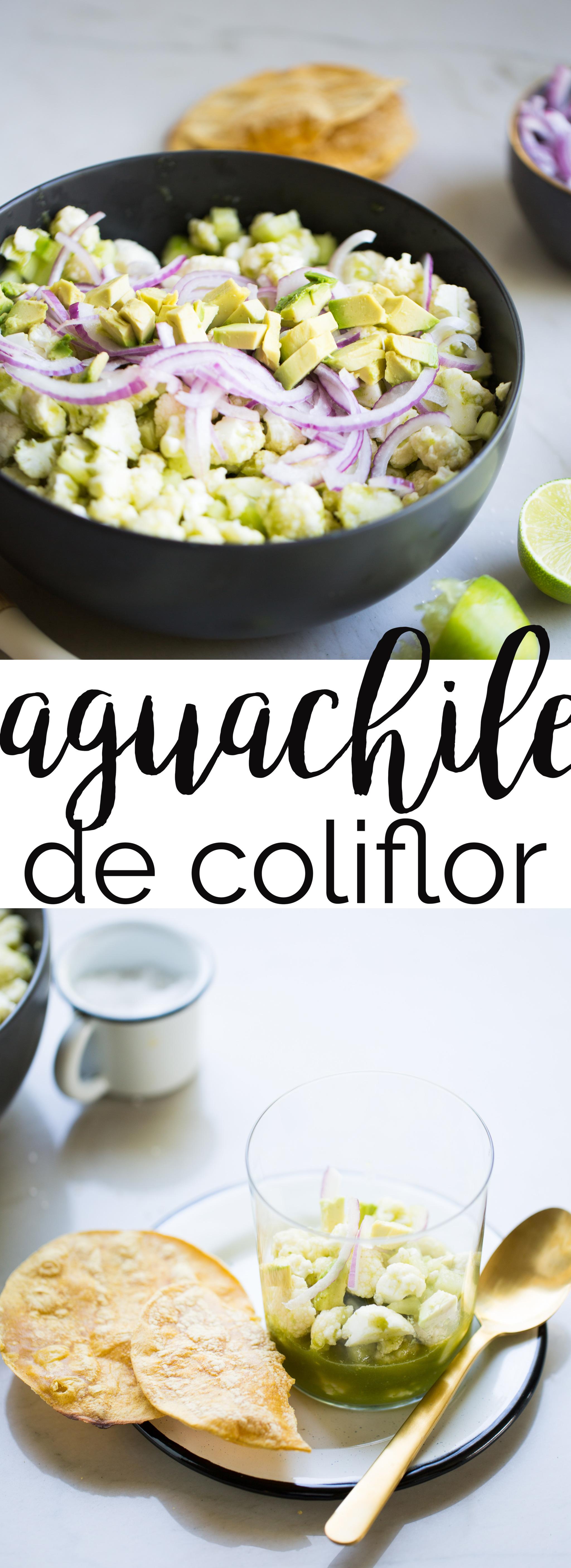 Receta vegana de aguachile, esta receta es super fresca, rápida, fácil y super nutritiva.
