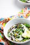 black bean vegan insta pot soup