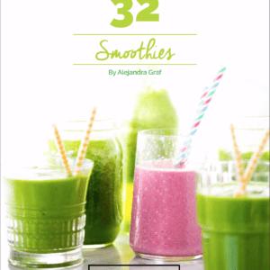 32 smoothies E-book de Piloncillo&Vainilla&Vainilla