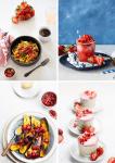 4 Recetas Latinas con fresas