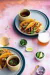 Tacos de birria vegana